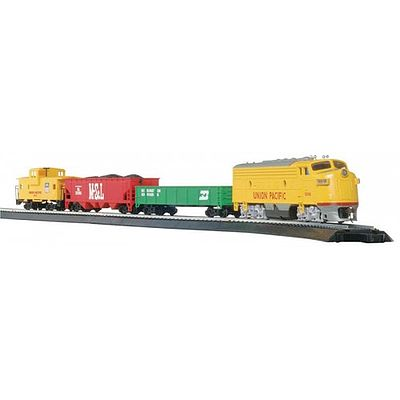 Challenger Set -- HO Scale Model Train Set -- #00621