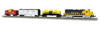 Thunder Valley Set -- N Scale Model Train Set -- #24013